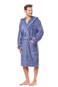 L&l men dressing gown Bruce - bathrobes