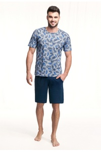 Pajamas 726 kr/r M-2XL men's, Luna