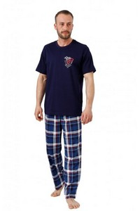 Pajamas men's AMIR 987, M-Max