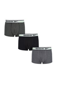 Keithley boxer shorts men's 3PAK, F8294, Reebok
