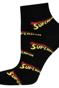 Socks SUPERMAN zakostki - NAPIS, Soxo